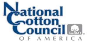National Cotton Council of America Logo
